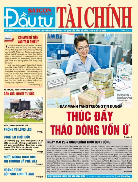 Đón đọc ĐTTC phát hành sáng thứ năm 25-7 ảnh 1