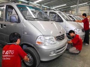 Công nghiệp ôtô Việt Nam: Ưu đãi sẽ hẹp dần ảnh 1