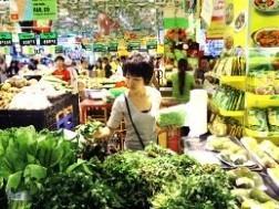 CPI Hà Nội: Tháng 8 ước tăng 1,1% ảnh 1