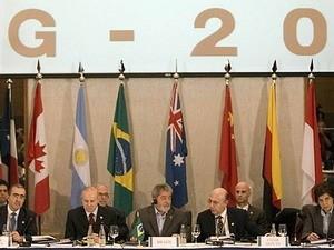 Khủng hoảng nợ công sẽ chi phối cuộc họp G20 ảnh 1