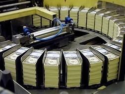 Hoa Kỳ: Máy in tiền hoạt động hết công suất ảnh 1