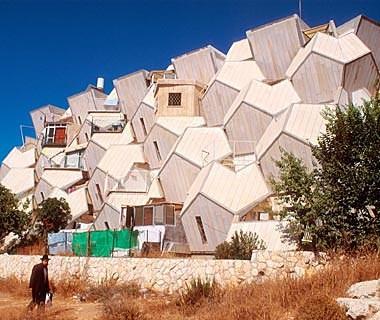 Những công trình kiến trúc kỳ lạ trên thế giới ảnh 5