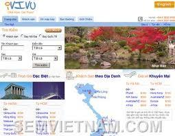 iVIVU.com đặt phòng trực tuyến đầu tiên ảnh 1