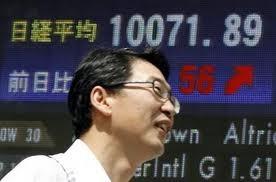CK châu Á 4-7: Nikkei vượt mốc 10.000 điểm ảnh 1