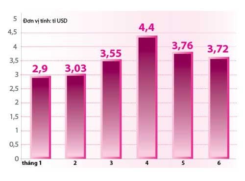 Nhập siêu khu vực FDI vẫn cao ảnh 1