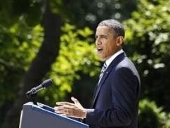 Tổng thống Obama ký Luật Nâng trần nợ ảnh 1