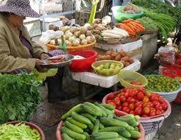 CPI tháng 7 khó giữ vì giá thực phẩm ảnh 1