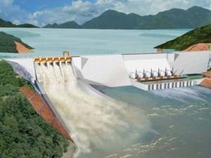 411 triệu USD xây dựng Thủy điện Trung Sơn ảnh 1