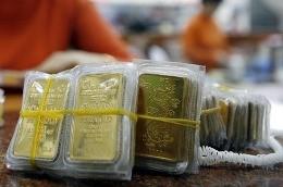 Chiều 16-8: Vàng tăng thêm 250.000 đồng ảnh 1