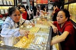 Sáng 22-8: Giá vàng chạm mốc 48 triệu đồng/lượng ảnh 1