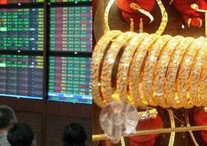 Nhiều NĐT bán chứng khoán để mua vàng ảnh 1