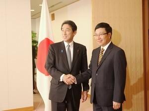 Nhật Bản dành 500 triệu USD vốn ODA cho Việt Nam ảnh 1