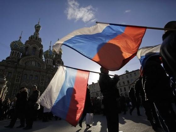 Quý II: Nga tăng trưởng 0,8% ảnh 1