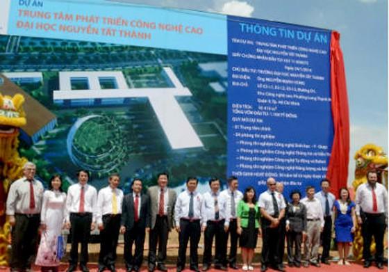 1.100 tỷ đồng xây trung tâm phát triển CNC ảnh 1