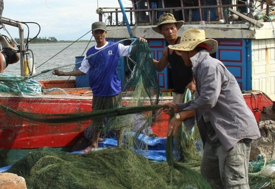 Ra mắt nghiệp đoàn bảo vệ quyền lợi ngư dân ảnh 1