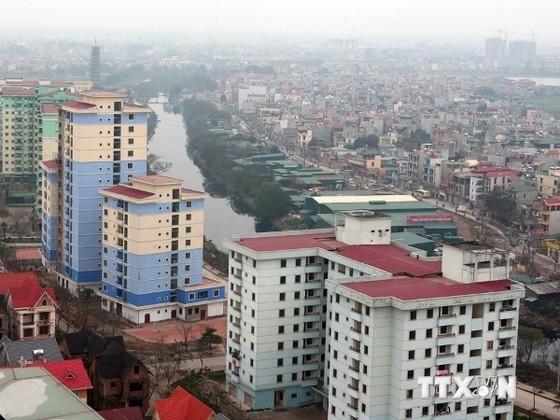 Hà Nội: Vẫn cấp sổ đỏ nhà vi phạm xây vượt tầng ảnh 1