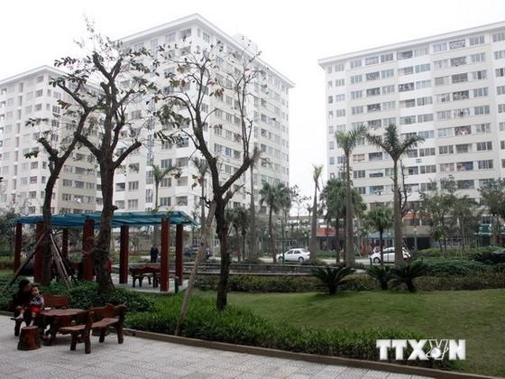 Hà Nội: diện tích nhà ở 23,1 m2/người năm 2015 ảnh 1