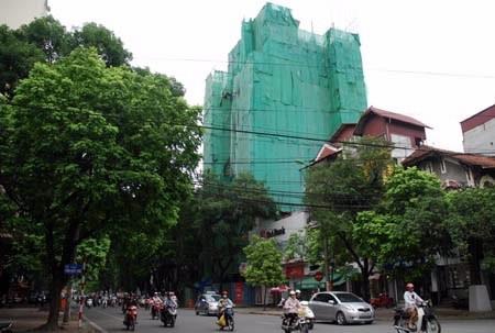 Hà Nội xử lý 400 trường hợp vi phạm xây dựng ảnh 1