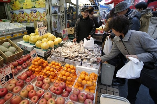Lạm phát Nhật Bản lập đỉnh hơn 30 năm ảnh 1