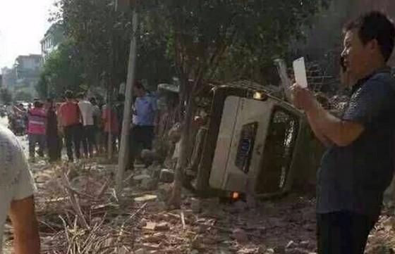 Trung Quốc: Thêm một vụ nổ ảnh 1