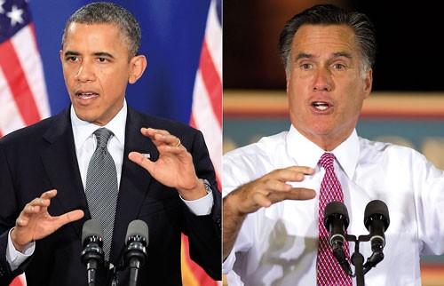Obama - Romney: Đối đầu chính sách thuế ảnh 1