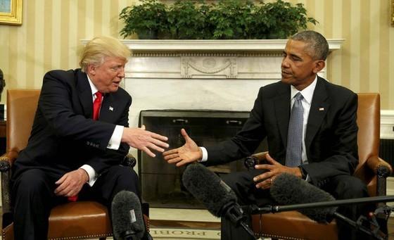 """Obama: """"Đừng đánh giá thấp Donald Trump"""" ảnh 1"""