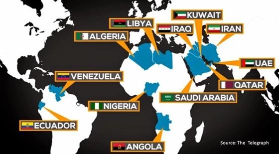 OPEC đã giành lại thị phần dầu mỏ của Hoa Kỳ ảnh 1