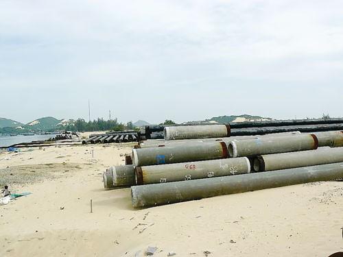 Thu hồi giấy phép cảng Vân Phong ảnh 1
