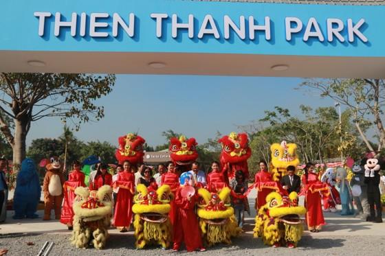 Thiên Thanh Park: Thiên đường giải trí ngoại thành ảnh 1