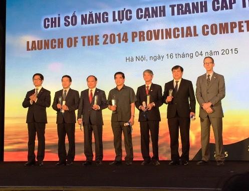 PCI 2014: Đà Nẵng tiếp tục là quán quân ảnh 1
