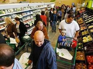 Chi tiêu tiêu dùng Pháp giảm 0,8% trong tháng 6 ảnh 1