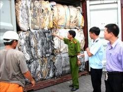 Nhập khẩu phế liệu phải ký quỹ ảnh 1