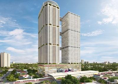Mở bán tòa nhà cao nhất quận Cầu Giấy ảnh 1