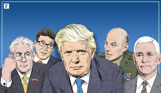 Nội các Trump: 2 tỷ phú và 10 triệu phú ảnh 1