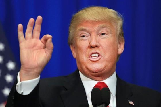 Trump: Nợ công Mỹ giảm 12 tỷ USD ảnh 1