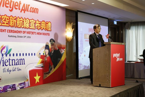 Vietjet mở đường bay Hà Nội - Đài Bắc, TPHCM - Cao Hùng ảnh 3