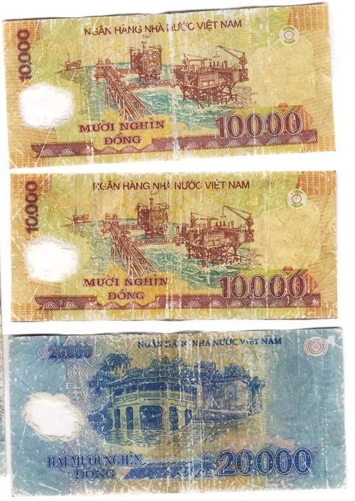 Canh bạc hối lộ in tiền polymer ảnh 1