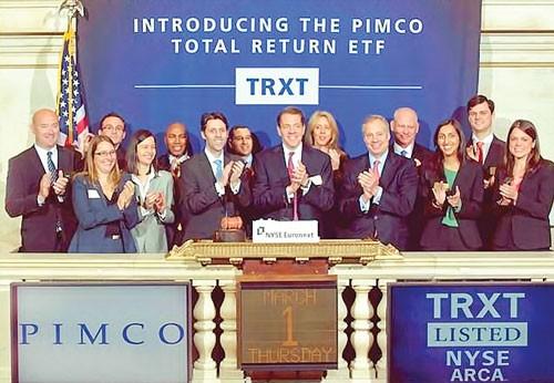 Quyền lực quỹ đầu tư (K2): Pimco-Phát ngôn trái phiếu ảnh 1