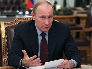 Nga đọc thông điệp ngân sách 2014-2016 ảnh 1