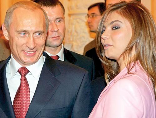 """Scandal các nguyên thủ (K2): Putin """"trăng hoa""""? ảnh 1"""