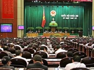 Quốc hội biểu quyết thông qua 6 luật ảnh 1
