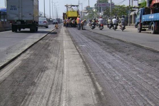Tăng cường kiểm soát mặt đường Quốc lộ 1 ảnh 1
