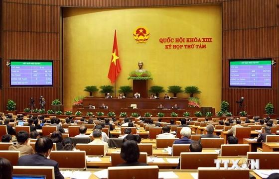 Quốc hội thông qua nghị quyết kế hoạch phát triển KT-XH ảnh 1
