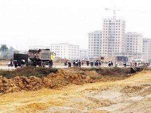 Hà Nội: Thành lập Quỹ Phát triển đất ảnh 1
