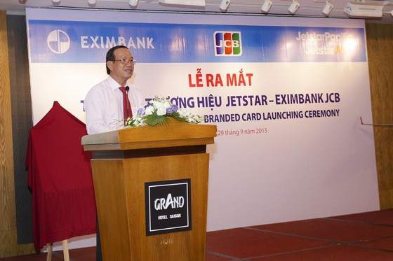Ra mắt thẻ Jetstar - Eximbank Jcb ảnh 1