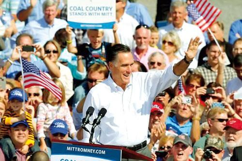 """Mitt Romney - Chính trị gia """"đắt giá"""" ảnh 1"""