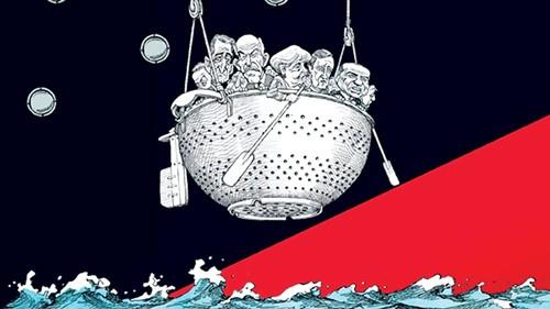 Nợ công châu Âu: Quá nhiều rủi ro ảnh 1
