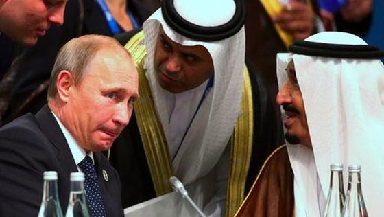Nga muốn đàm phán nâng giá dầu ảnh 1