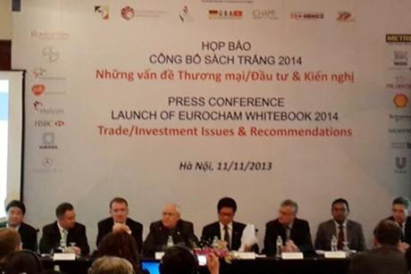 Sách Trắng 2014 thương mại-đầu tư tại Việt Nam ảnh 1