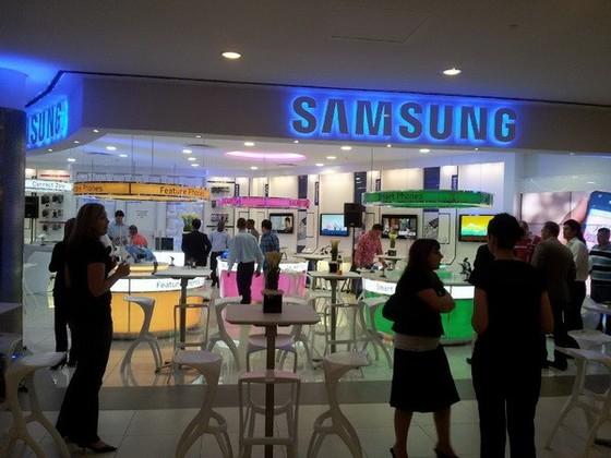 Samsung mở rộng thị phần tại Nam Mỹ ảnh 1